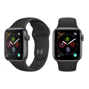 APPLE WATCH SERIES 4 GPS + CELLULAR 40MM MTVD2WB/A - SZARY - SPACE GREY - PROMOCJA, OSTATNIE SZTUKI!! | VAT 23% | Gwarancja 12 miesięcy | WARSZAWA KRAKÓW WROCŁAW | RATY